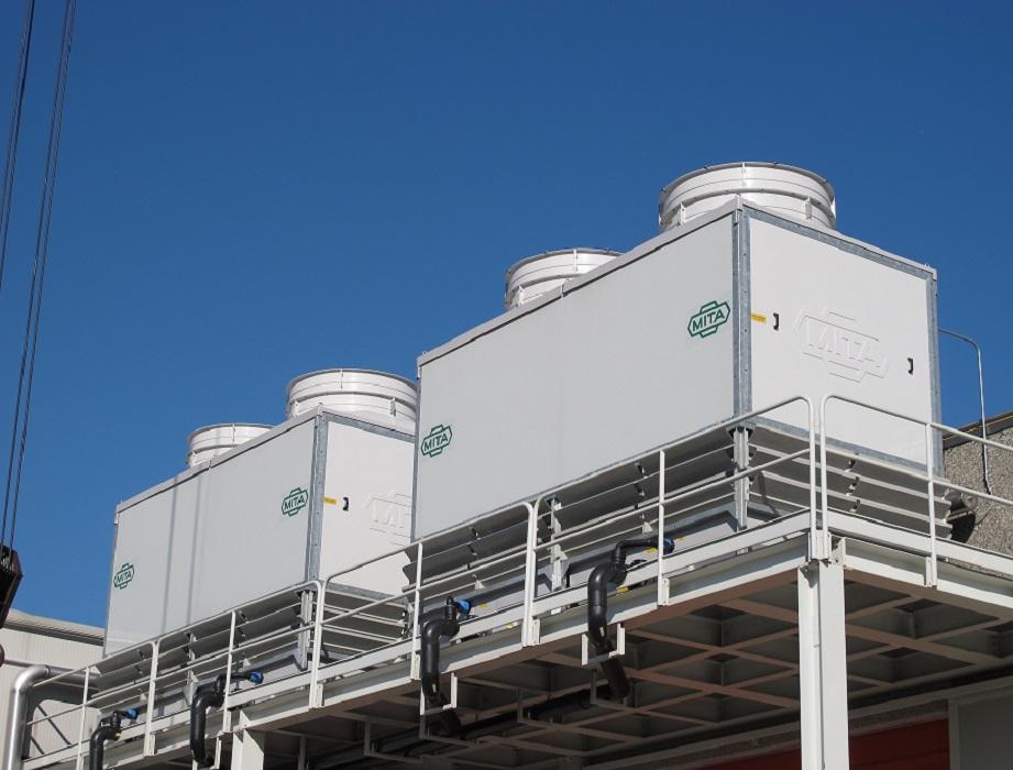 Mita PME cooling tower